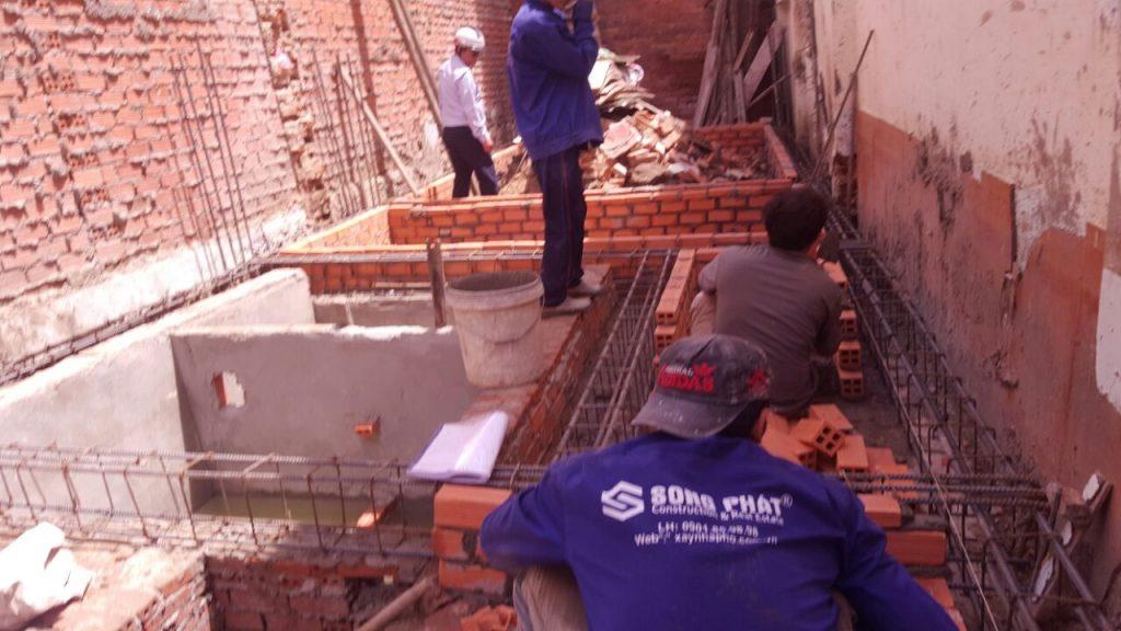 Báo giá xây dựng nhà ở phần thô