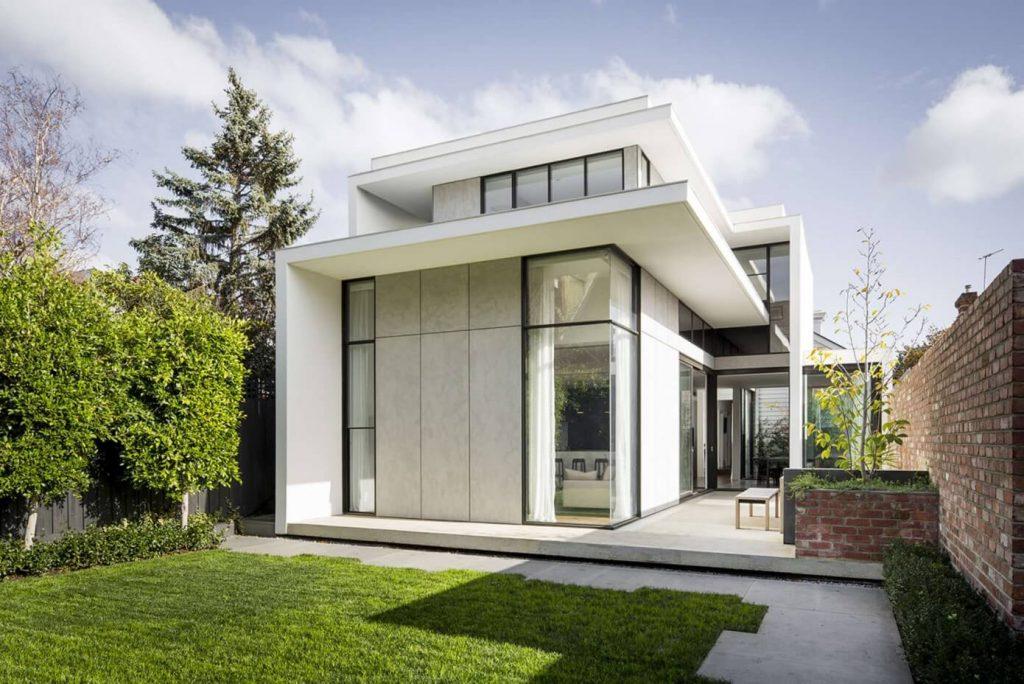 thiết kế nhà 1 tầng 80m2