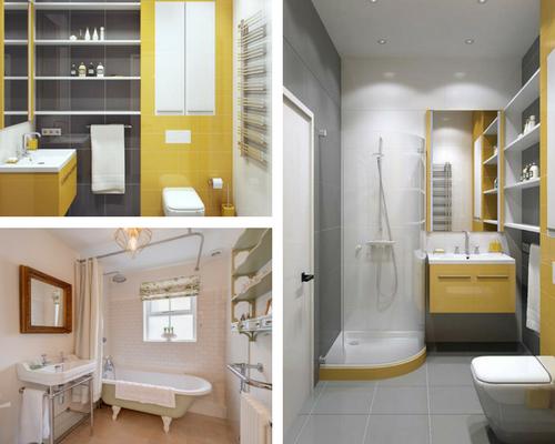 phòng tắm nhà 1 tầng 5x20m