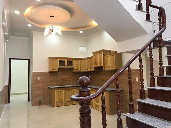 nhà phố 2 tầng 3 phòng ngủ 150m2