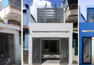 sửa chữa cải tạo nhà phố 40m2