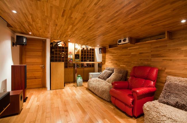 khám phá không gian chất lừ bên trong căn nhà 4x20m ở bến nghé
