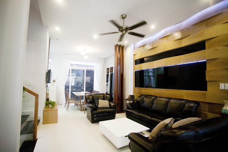 mẫu nhà 3 tầng 6x13m hướng Tây có thiết kế mặt tiền đẹp chắn nắng