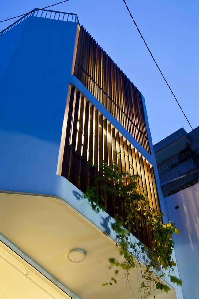thiết kế nhà phố đẹp 32m2