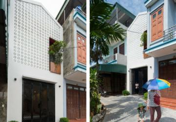 chi phí xây dựng nhà phố đẹp