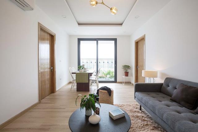 hoàn thiện nội thất chung cư sang trọng.