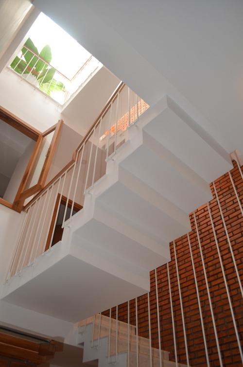 mẫu thiết kế nhà ống 4 tầng đẹp