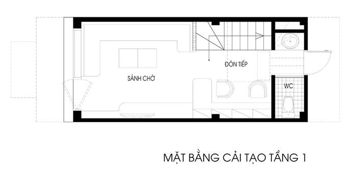 mẫu thiết kế nhà phố nhỏ