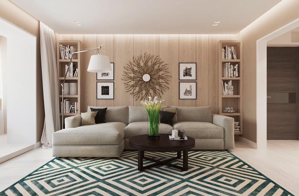 xu hướng thiết kế nội thất nổi bật