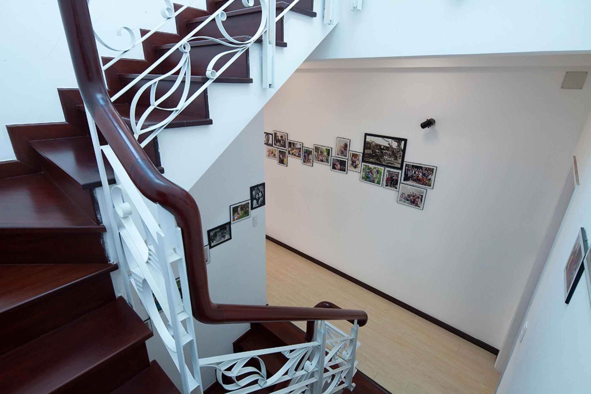 Không gian nhà phố 3 tầng tiện nghi