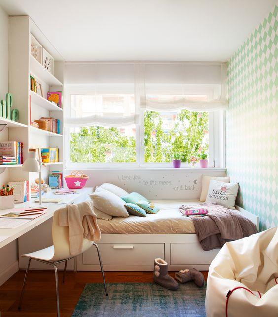 thiết kế phòng ngủ cho trẻ em