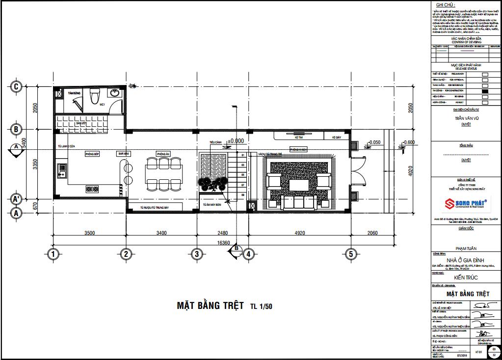 nhà phố 1 trệt 1 lầu sân thượng tại bình tân