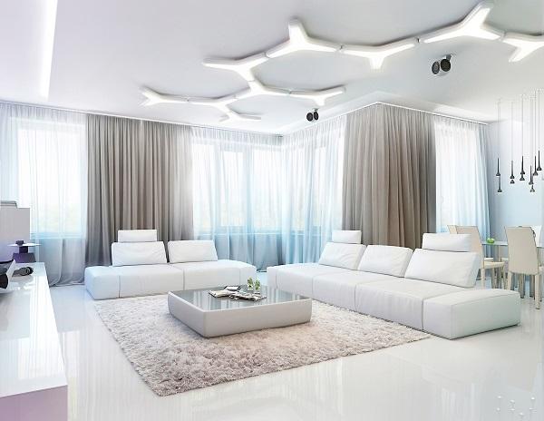 ý tưởng thiết kế nội thất chung cư 2019