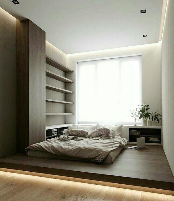 xu hướng nội thất phòng ngủ 2019