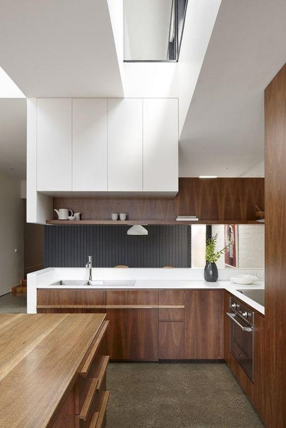 xu hướng nội thất nhà bếp 2019