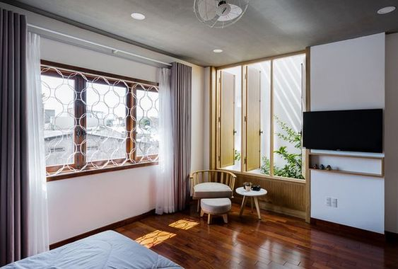 phong cách tối giản trong thiết kế nội thất năm 2019
