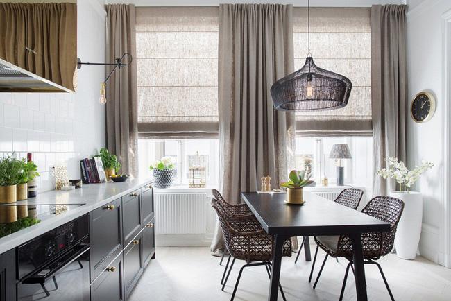 hoàn thiện nội thất chung cư đẹp 2019