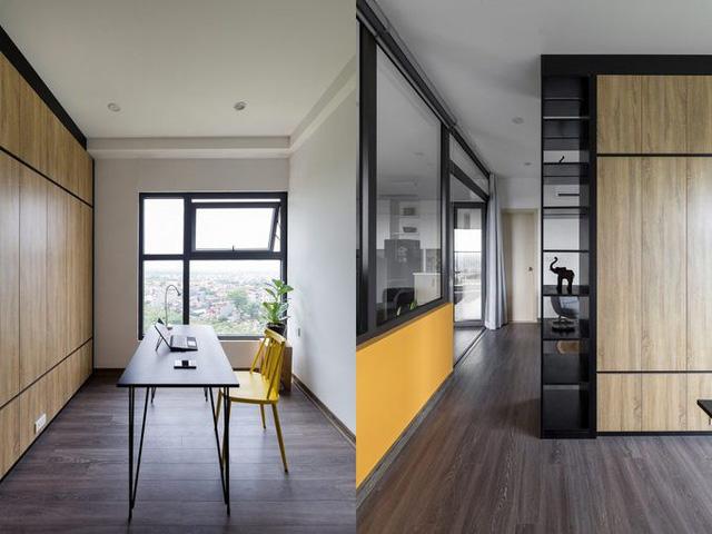 nội thất căn hộ chung cư 75m2