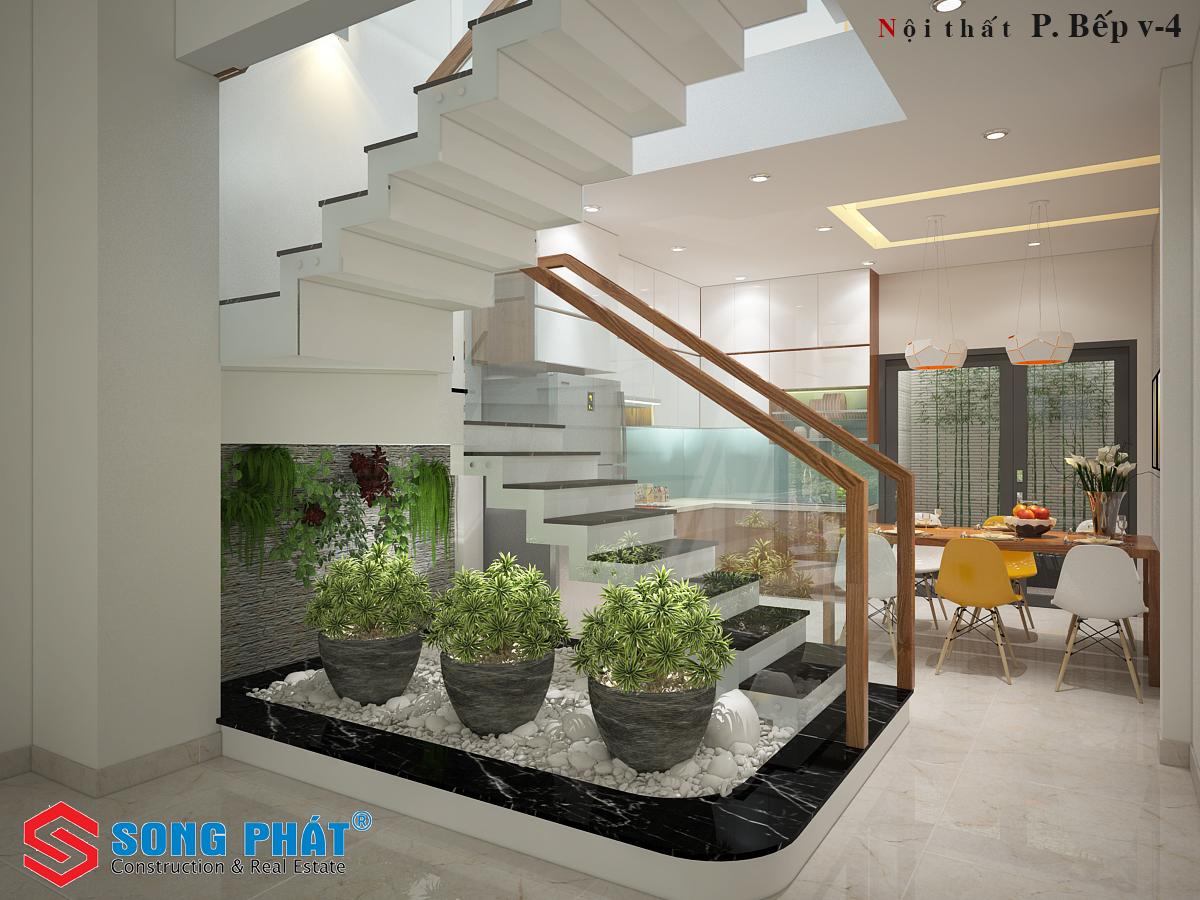 thiết kế nội thất nhà chuyên nghiệp