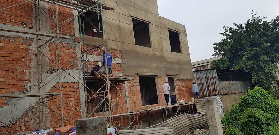 bảng giá xây dựng nhà phần thô năm 2019