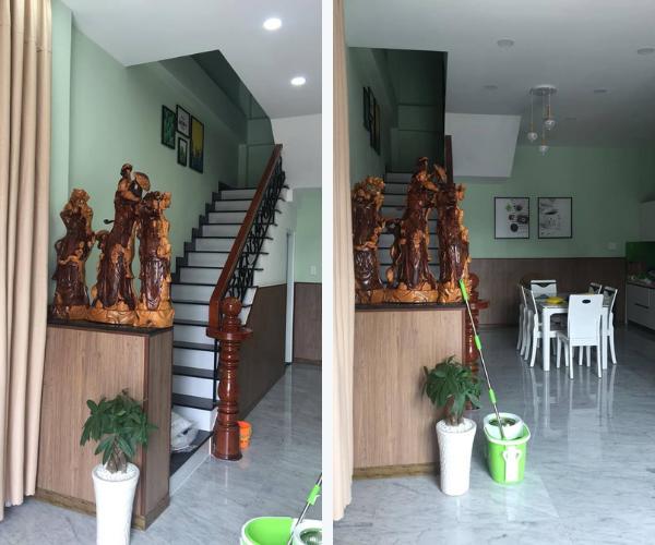 nhà phố 3 tầng đẹp 2019