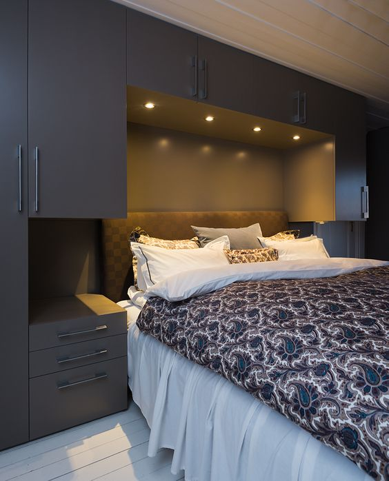 giường đa năng cho phòng ngủ nhỏ