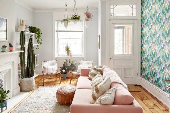 thiết kế phòng khách nhỏ 2019