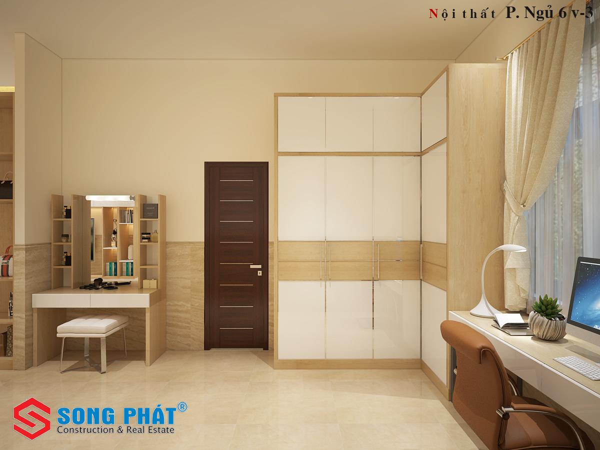 Anh-Vy-ngu-6-v-3 Những mẫu thiết kế phòng ngủ đẹp như trong mơ dành cho nhà phố