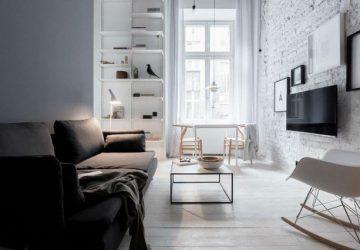 mẫu hoàn thiện căn hộ chung cư đẹp