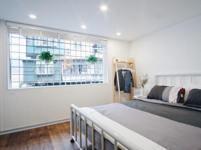 cải tạo căn hộ chung cư cũ