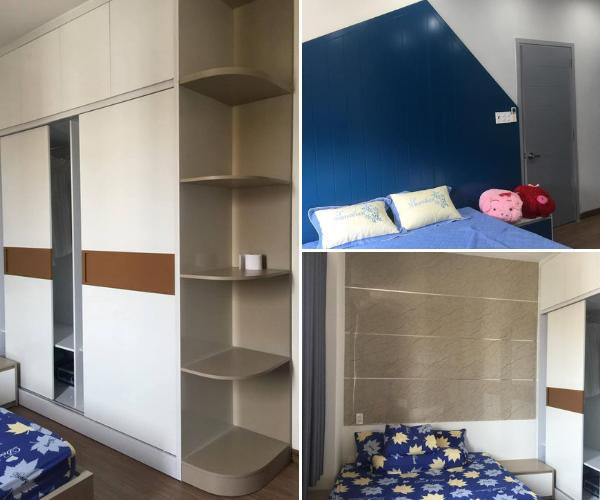 hoàn thiện nội thất nhà liền kế dự án Lovera Park Bình Chánh