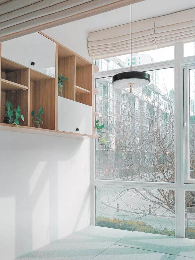 thiết kế nội thất căn hộ 48m2