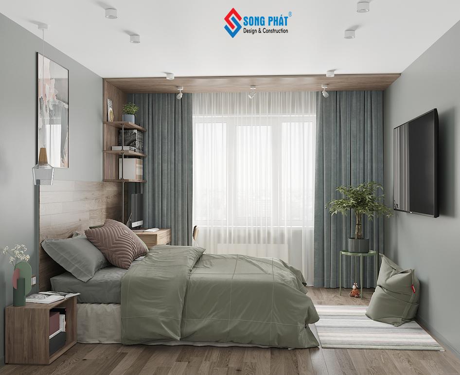 thiết kế phòng ngủ đẹp 6