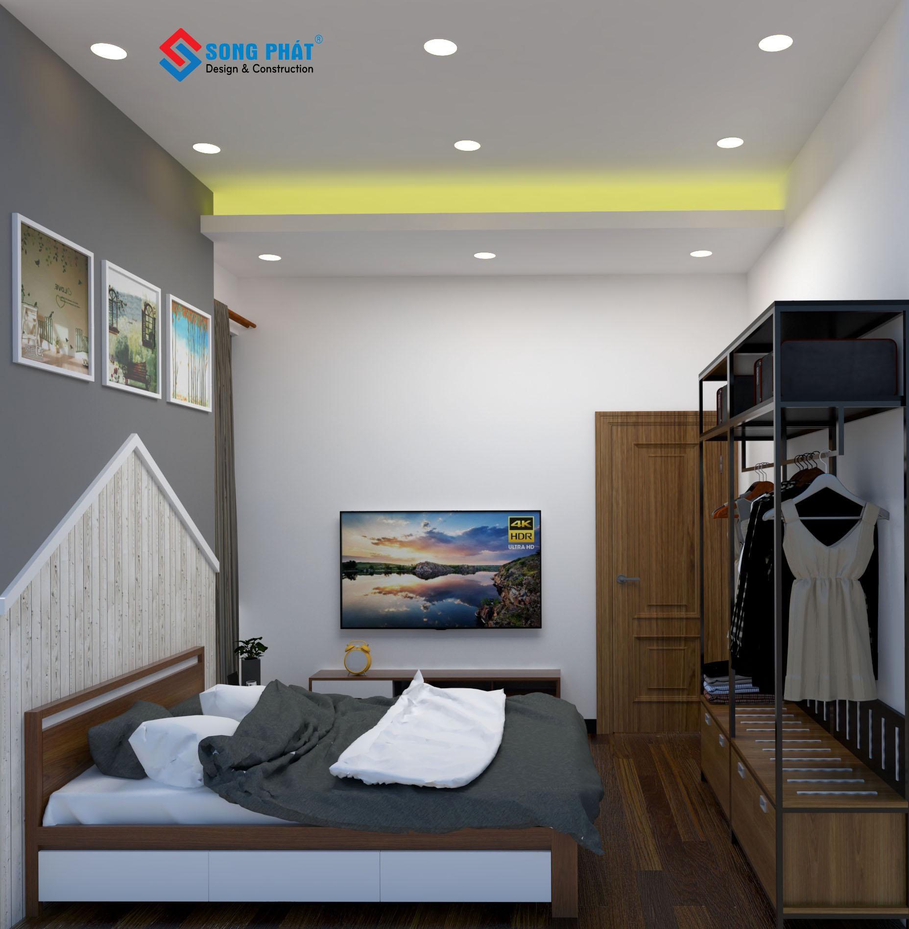 thiết kế phòng ngủ đẹp 2
