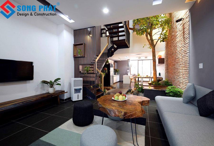 Phòng khách đẹp 9