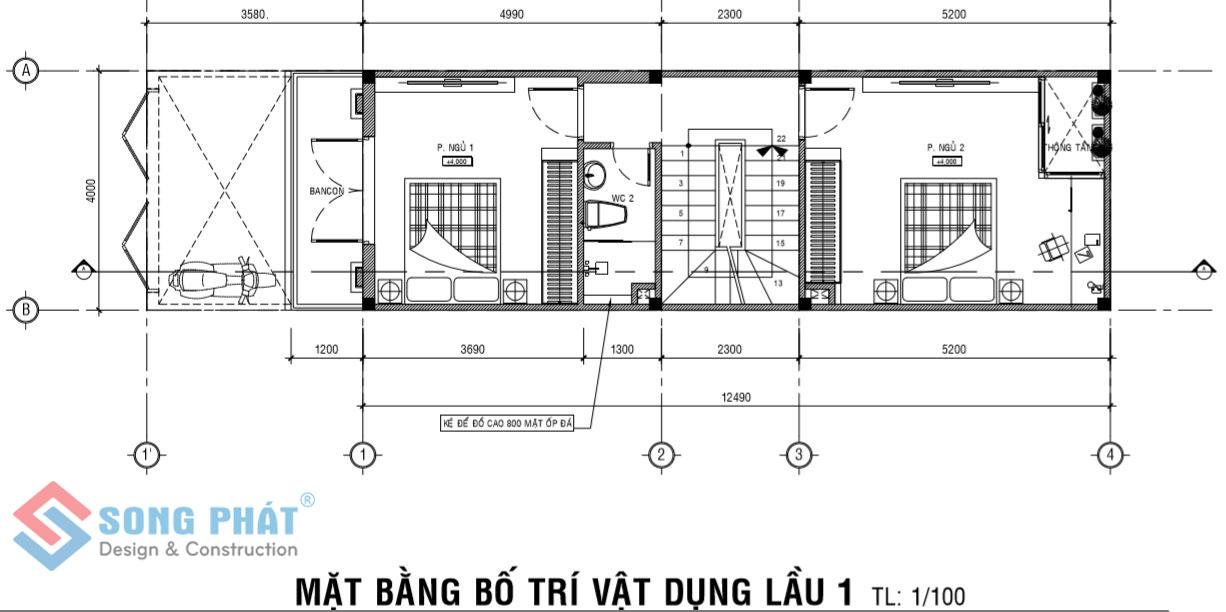 mat-bang-lau1-thiet-ke-nha-4x12m-1tret-2lau-mai-thai