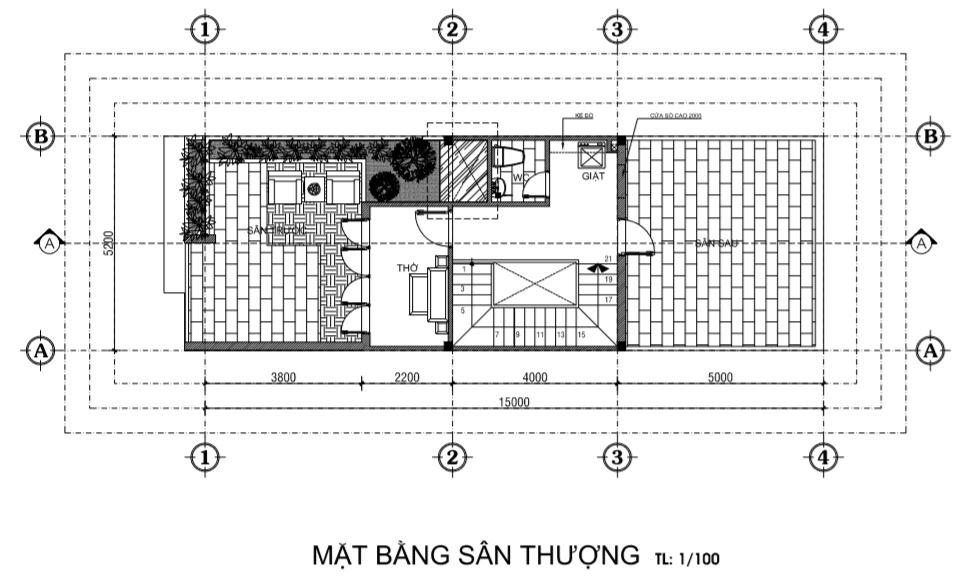 san-thuong-nha-1tret-1lau-co-san-thuong-garage-de-xe