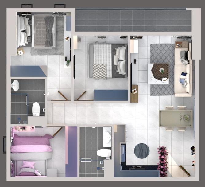 đơn giá phần hoàn thiện chung cư.